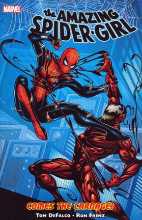 Amazing Spider-Girl Vol 2 Comes the Carnage TPB (2007-2009)