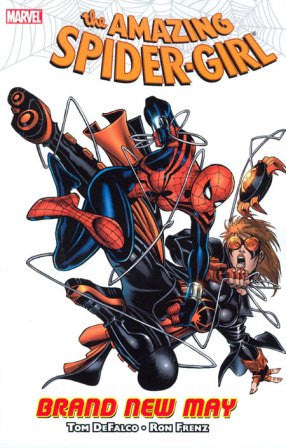 Amazing Spider-Girl Vol 4 Brand New May TPB (2007-2009)