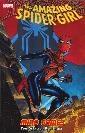 Amazing Spider-Girl Vol 3 Mind Games TPB (2007-2009)