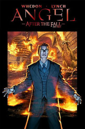 Angel After the Fall Vol 2 TPB (2009 IDW)