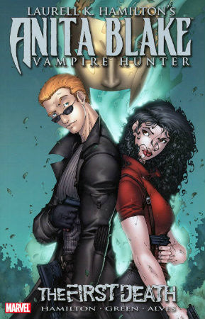 Anita Blake Vampire Hunter First Death TPB (2009)