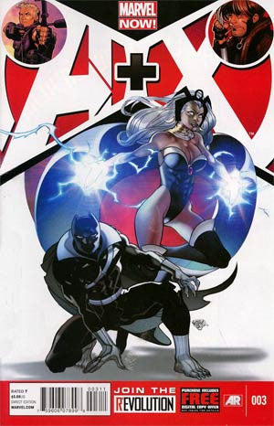 A Plus X (2012 Marvel Now) #3