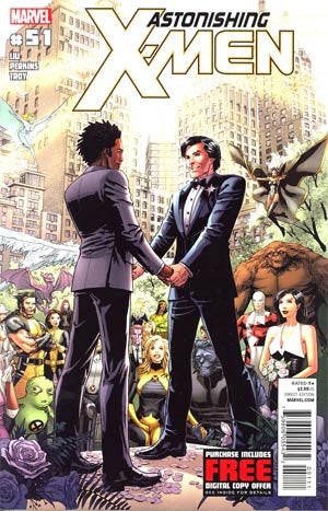 Astonishing X-Men (2004 3rd Series) #51