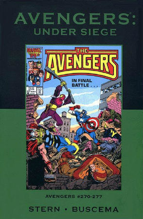 Avengers: Under Siege HC (2010) Vol 51 DM Edition