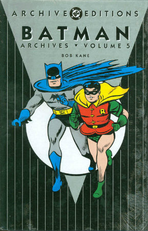 DC Archive Edition Batman Vol 5 HC (1990)