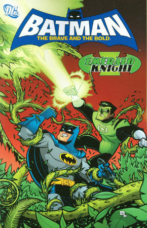 Batman The Brave and the Bold Emerald Knight TPB (2011)