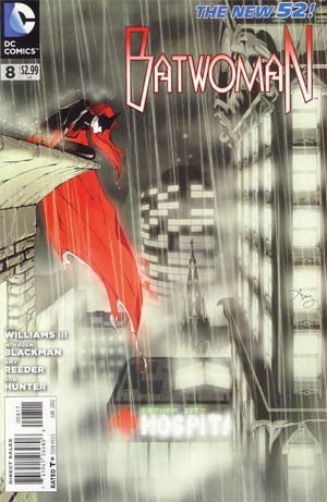Batwoman (2011 2nd Series) #8