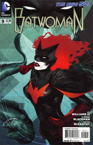 Batwoman (2011 2nd Series) #9