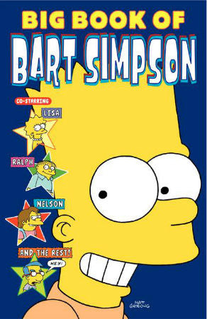 Big Book of Bart Simpson TPB (2002)