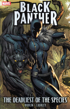 Black Panther The Deadliest of the Species TPB (2009)