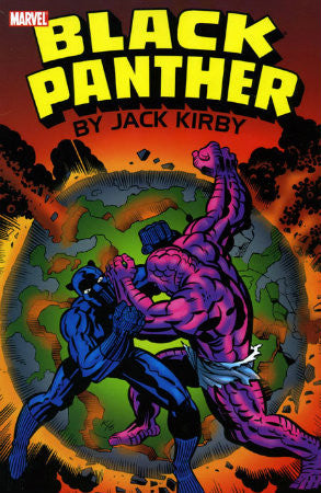 Black Panther by Jack Kirby Vol 2 TPB (2005)