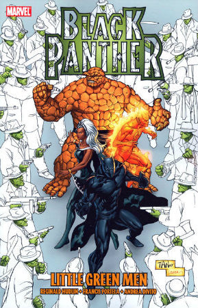 Black Panther Little Green Men TPB (2008)