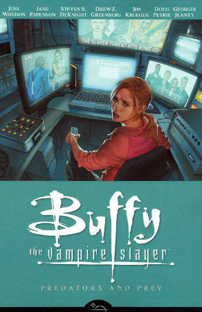 Buffy the Vampire Slayer Vol 5 Predators and Prey TPB (2007-2011 Season 8)