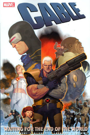 Cable Vol 2 Waiting for the End of the World TPB (2008-2010 2nd Series)