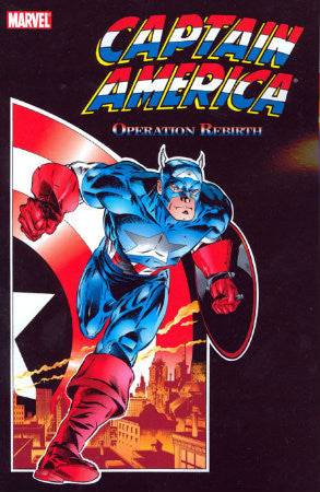 Captain America Operation Rebirth TPB (2008 Deluxe Edition)