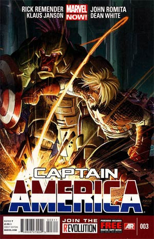 Captain America (2012 7th Series) #3