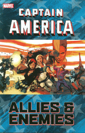 Captain America Allies and Enemies TPB (2011)