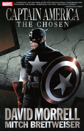 Captain America The Chosen TPB (2008)