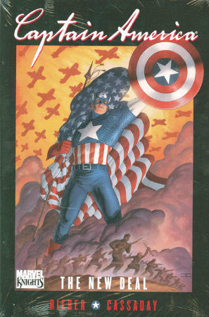 Captain America The New Deal HC (2010 2nd Edition)