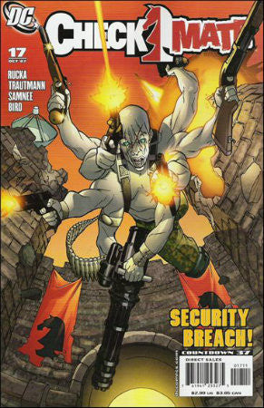 Checkmate (2006 DC 2nd Series) #17
