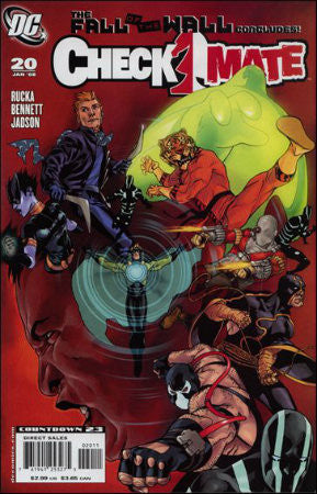 Checkmate (2006 DC 2nd Series) #20