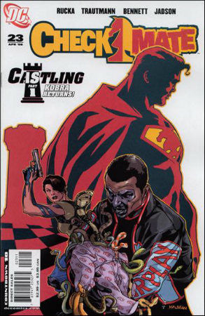 Checkmate (2006 DC 2nd Series) #23