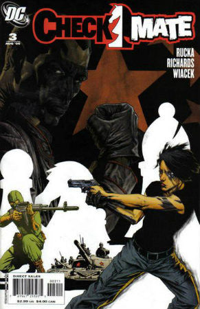 Checkmate (2006 DC 2nd Series) #3
