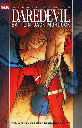 Daredevil Battlin' Jack Murdock TPB (2007)