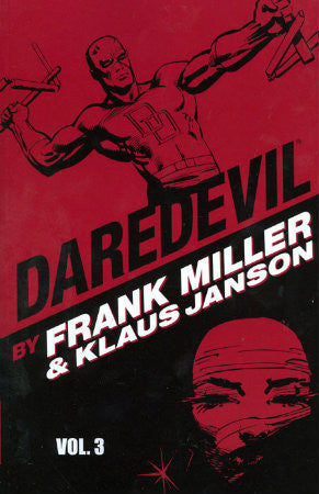 Daredevil by Frank Miller and Klaus Janson Vol 3 TPB (2008)