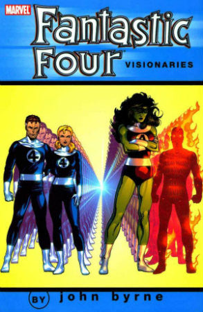 Fantastic Four Visionaries John Byrne Vol 6 TPB (2001 1st Edition)
