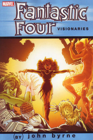 Fantastic Four Visionaries John Byrne Vol 7 TPB (2001 1st Edition)