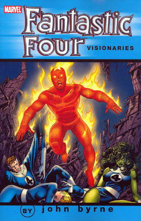 Fantastic Four Visionaries John Byrne Vol 8 TPB (2001 1st Edition)