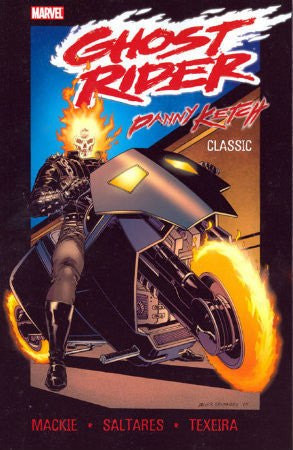 Ghost Rider Danny Ketch Classic Vol 1 TPB (2009)