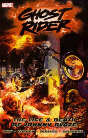 Ghost Rider Vol 2 Life & Death of Johnny Blaze TPB (2007-2008)