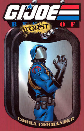 GI Joe Best of Vol 1 Cobra Commander TPB (2009-2010 IDW)