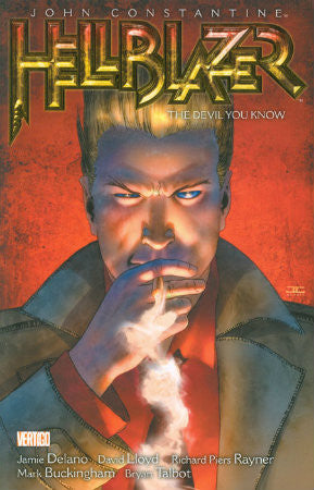 Hellblazer Vol 2 The Devil You Know TPB (2011 New Edition)