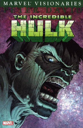 Incredible Hulk Visionaries Peter David Vol 3 TPB (2005)