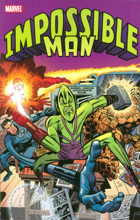 Impossible Man TPB (2011 Marvel)
