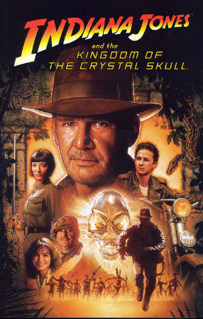 Indiana Jones and the Kingdom of the Crystal Skull TPB (2008)