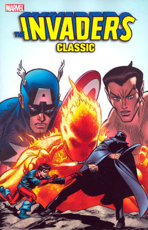 Invaders Classic Vol 3 TPB (2007-2010 Marvel)