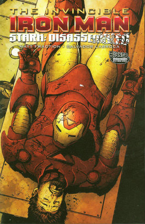 Invincible Iron Man Vol 4 Stark Disassembled TPB (2009)