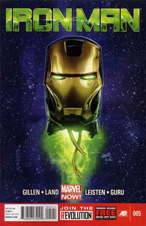 Iron Man (2012 5th Series) #5