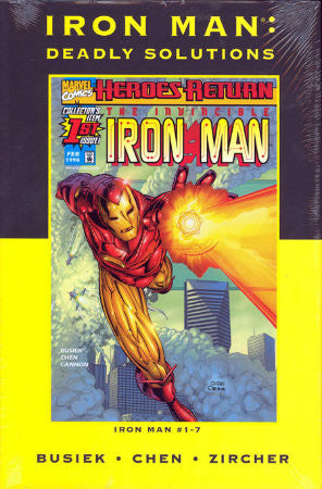 Iron Man: Deadly Solutions (2010) Vol 42 DM Edition