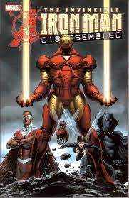 Avengers Disassembled Iron Man TPB (2004)