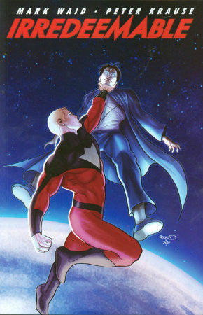Irredeemable Vol 5 TPB (2009-2012 Boom Studios)