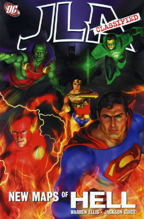JLA Classified New Maps of Hell TPB (2006)