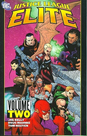 Justice League Elite Vol 2 TPB (2005)