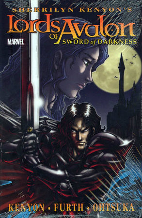Lords of Avalon Swords of Darkness HC (2008)