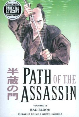 Path Of The Assassin Vol 14 Bad Blood