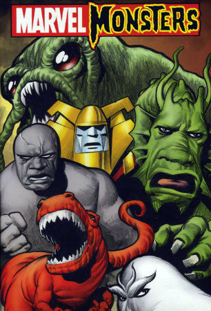 Marvel Monsters HC (2006)